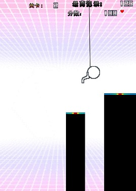 仿手机微信游戏《命悬一线》小游戏源码