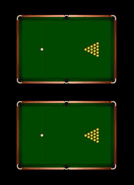 有趣的桌球游戏源码