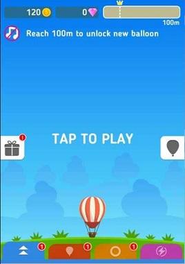 有趣的保护气球小游戏源码