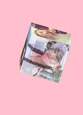 炫酷的3D抖音女友图片特效