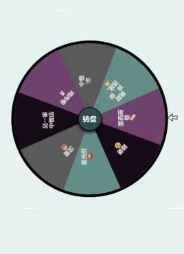 css3制作创意的转盘点餐特效源码