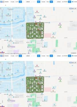 实用的百度地图坐标拾取器特效